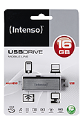 Flash disk OTG Intenso 16GB