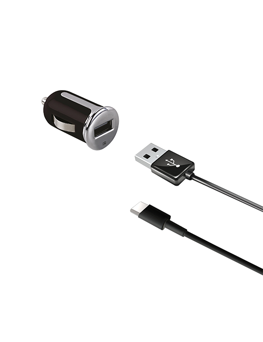 Autonabíječka Celly Turbo s USB-C 2.0