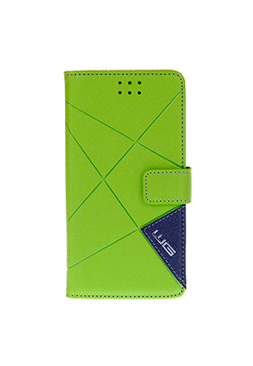 """Univerzální pouzdro Unibook Cross pro 5,3"""" mobilní telefony"""