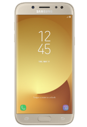 Samsung GALAXY J5 (2017) zlatý Single SIM