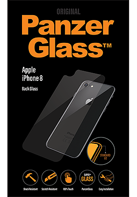 Tvrzené sklo PanzerGlass iPhone8 zadní část