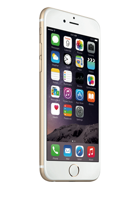 Apple iPhone 6 Plus 128GB zlatý