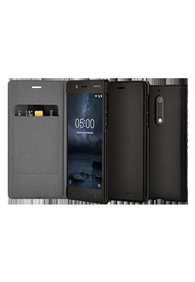 Pouzdro Nokia 5 Slim Flip