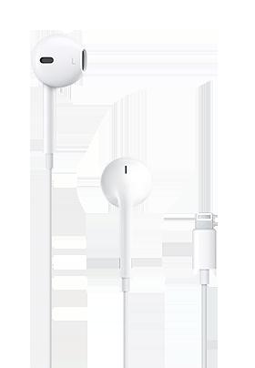 Sluchátka Apple EarPods Lightning