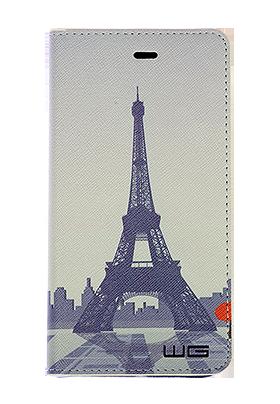 Pouzdro Flipbook Huawei P9 Lite 2017 Eiffel