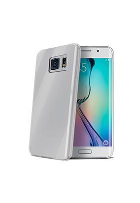 Pouzdro CELLY Gelskin pro Samsung Galaxy S6 Edge