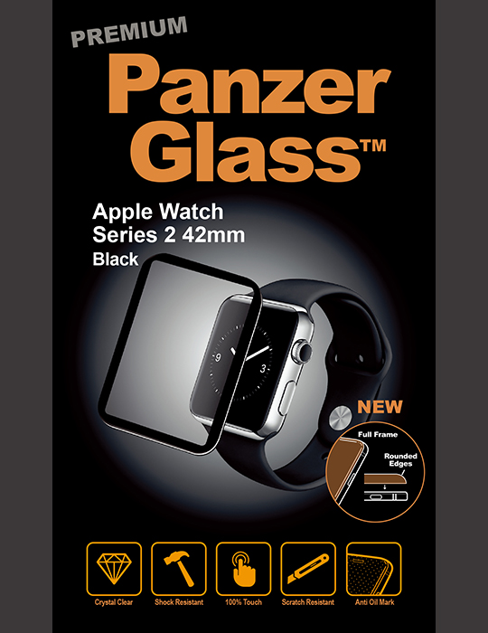 Tvrzené sklo PanzerGlass Apple Watch 42mm