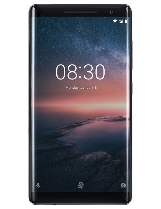 Nokia 8 Sirocco 128GB Single SIM