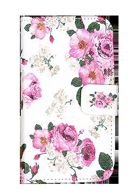 Winner pouzdro Flipbook Nokia Lumia 550 - FLOWER