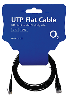 Kabel UTP Cat6 2m