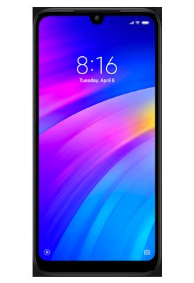 Xiaomi Redmi 7 32GB Dual SIM, černá