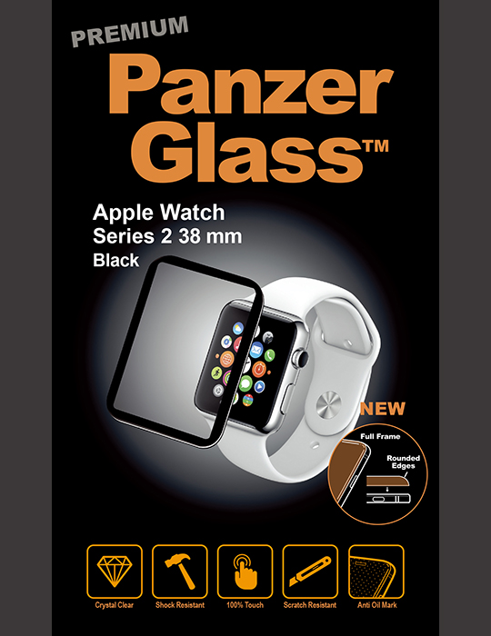 Tvrzené sklo PanzerGlass Apple Watch 38mm
