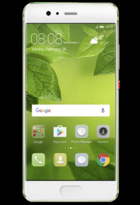 Huawei P10, zelený Dual SIM