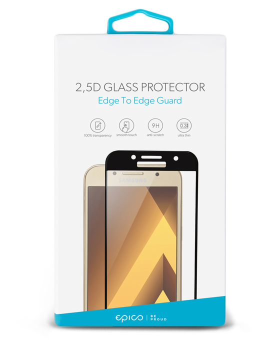 Tempered Glass 3D Epico Samsung J3 2017