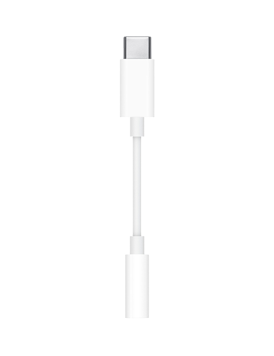 Redukce Apple USB-C na 3,5mm jack