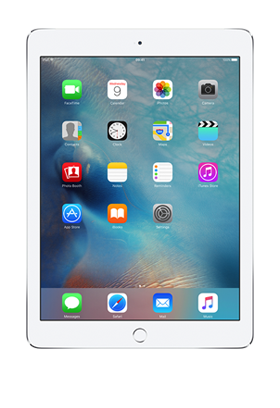 Apple iPad Air 2 LTE 64GB stříbrný