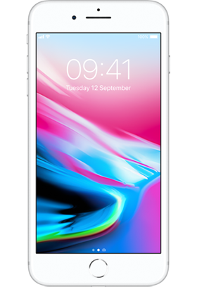 Apple iPhone 8 Plus 64 GB stříbrný
