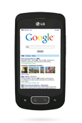 LG P500 Optimus One