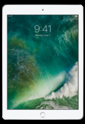 Apple iPad 2017 9.7 WiFi + Cellular 128GB stříbrný