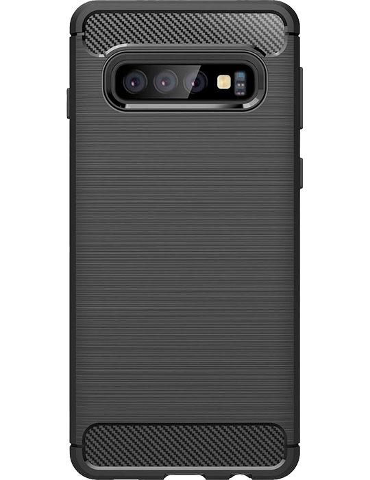 Kryt Carbon Samsung S10 Plus