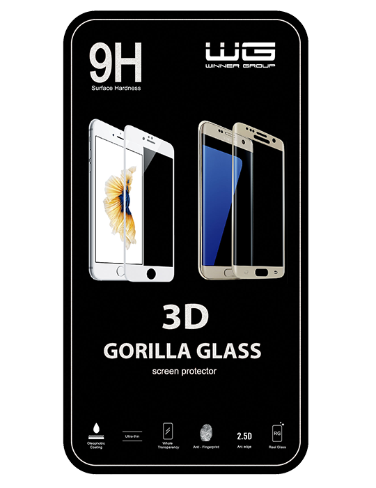Tempered Glass 3D Samsung S8 Plus