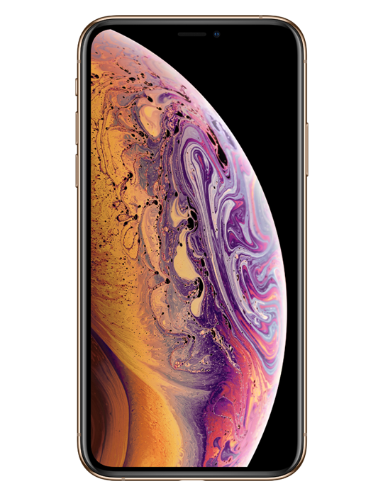 Apple iPhone XS 64GB Single SIM, zlatá