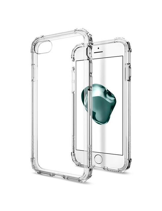 Kryt Spigen Crystal Shell iPhone 7/8 čirý