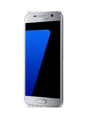 Samsung GALAXY S7 stříbrný