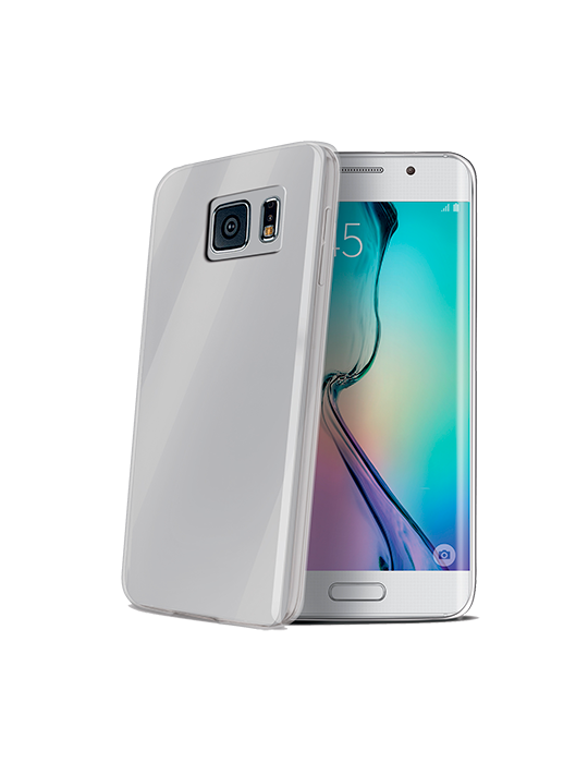 Pouzdro CELLY Gelskin pro Samsung Galaxy S6 Edge