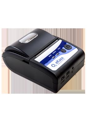 Bluetooth přenosná tiskárna