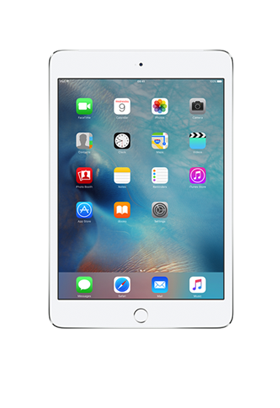 Apple iPad mini 4 LTE 64GB stříbrný