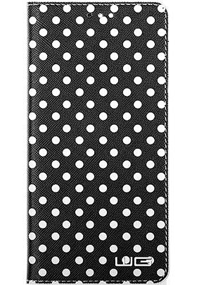 Pouzdro Huawei Y6 Prime 2018 Dots Black