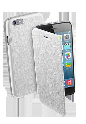 Pouzdro CellularLine Book Essential pro iPhone 6/6S