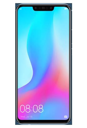 Huawei Nova 3 128GB Dual SIM, modrá