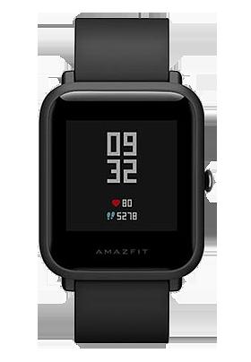 Hodinky Xiaomi Amazfit Bip Black