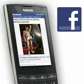 Facebook v mobilu na 3 týdny bez poplatků za připojení