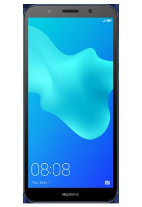 Huawei Y5 2018 16GB Dual SIM, modrá