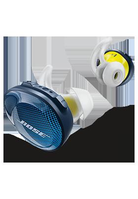 Bezdrátová Bluetooth sluchátka Bose Soundsport free