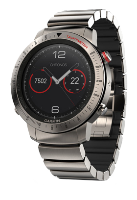 Garmin Chronos Titanium Optic