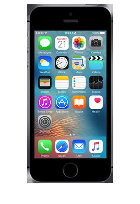 Apple iPhone SE 16GB šedý