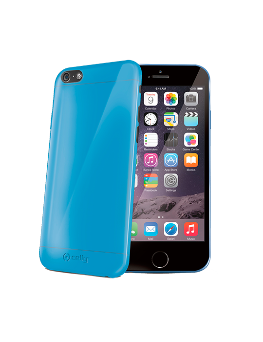 Pouzdro CELLY Gelskin pro iPhone 6/6S