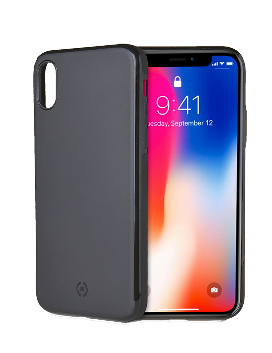 Kryt Celly GhostSkin iPhone X/XS