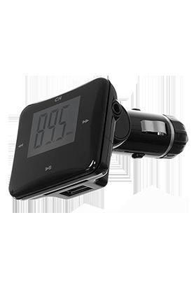 FM Transmitter do zapalovače automobilu Kit in-car FM s USB a SD slotem
