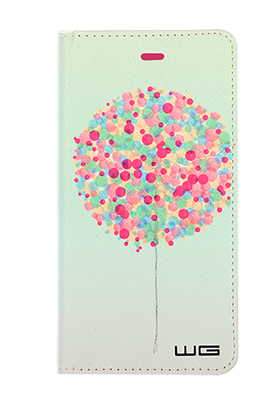 Pouzdro flipbook Huawei Nova Smart Tree