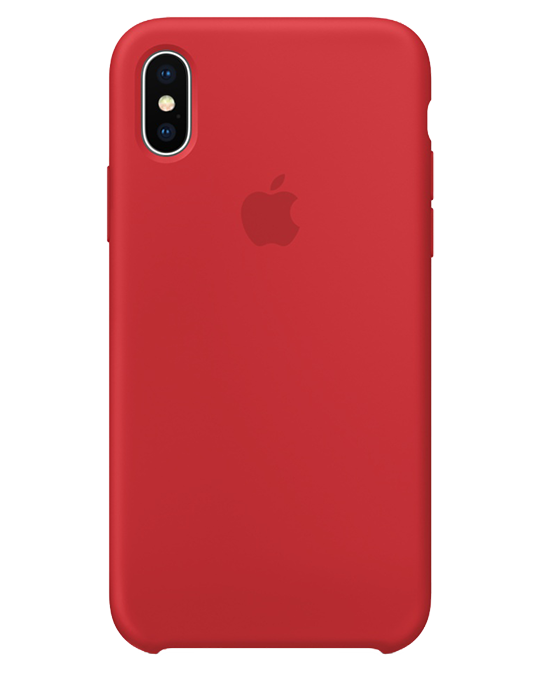 Kryt Apple iPhone X Silicone