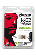 Flash Disk Kingston USB / Micro duo 16GB
