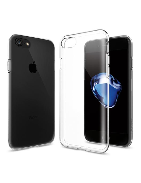 Kryt Spigen Liquid Crystal iPhone 7/8 čirý