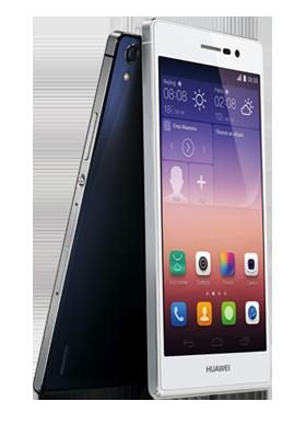 O2 | Huawei P7 - Phones Huawei P7 White