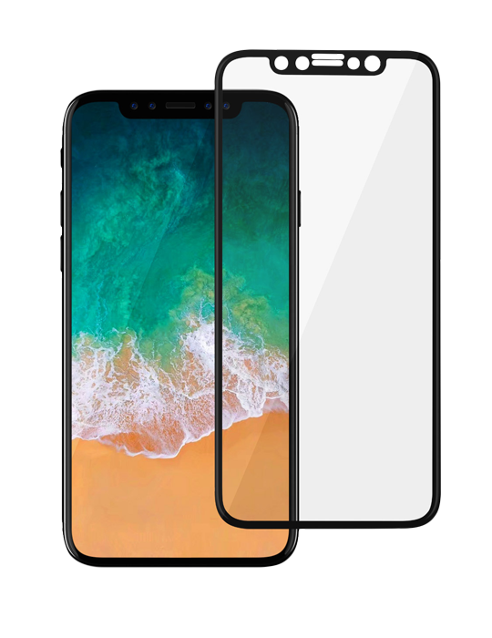 Tempered Glass Epico 3D+ iPhone X