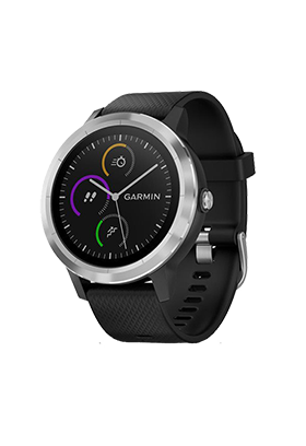 Garmin vívoActive3 Optic Silver Black